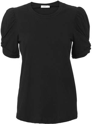 A.L.C. Kati Puffed Sleeve Black T-Shirt