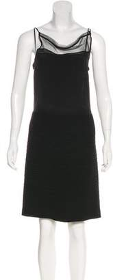 Diane von Furstenberg Sleeveless Midi Dress