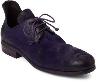 Marsèll Violet Formica Burnished Oxfords