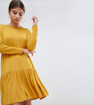 boohoo Dropped Waist Dress
