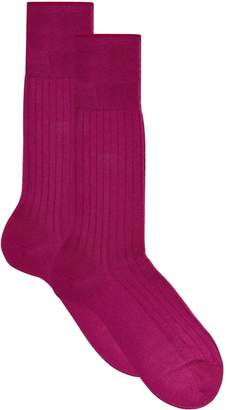 Falke No.2 Ribbed Knee High Socks