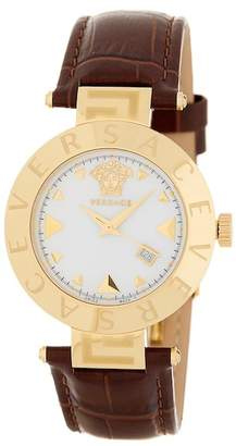 Versace Women's Revive Quartz Watch, 34mm