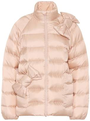 RED Valentino Quilted down jacket