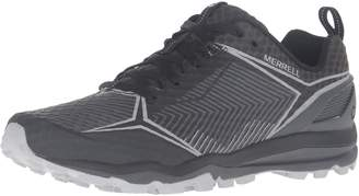 Merrell Men's All Out Crush Shield Hiking Shoes, Black/Granite