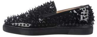 Christian Louboutin Roller Boat Pik Pik Sneakers black Roller Boat Pik Pik Sneakers