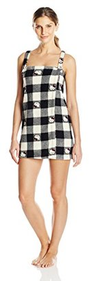 Hello Kitty Women's Comfy Cozy Shower Wrap $38 thestylecure.com