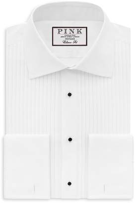 Thomas Pink Pleat Evening Shirt - Bloomingdale's Classic Fit