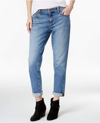 Eileen Fisher Cuffed Boyfriend Jeans, Regular & Petite