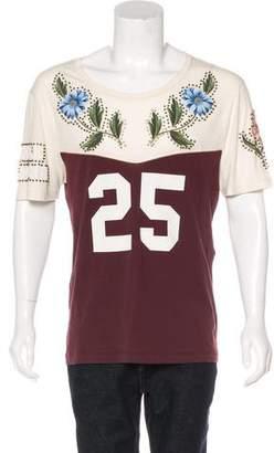 Gucci Stud-Embellished T-Shirt