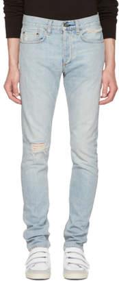 Rag & Bone Indigo Fit 2 Jeans