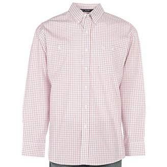 Wrangler Men's George Strait Two Pocket Long Sleeve Button Shirt
