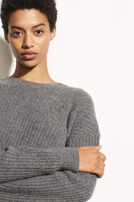 Vince Side Slit Sweater