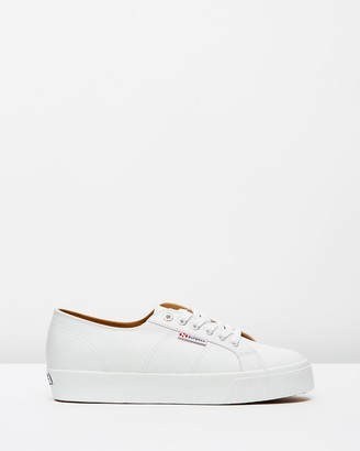 Superga 2730 Nappa Leather - Unisex