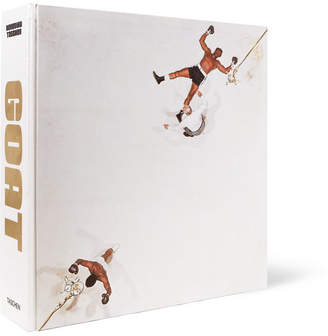 Goat: A Tribute To Muhammad Ali Hardcover Book
