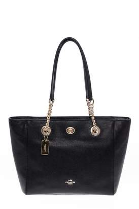 Coach Shopping Bag Leather