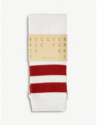 The Conran Shop Marsalla cotton-blend socks