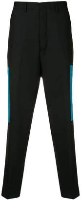 Paura Edison straight-leg trousers