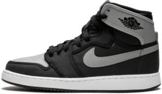 Jordan AJ1 KO High OG Black/Shadow Grey