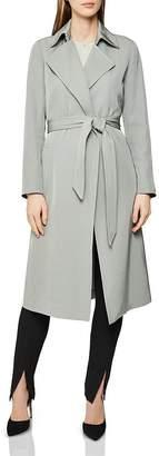 Reiss Darcie Twill Trench Coat