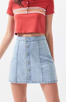 PacSun Circle Mini Skirt