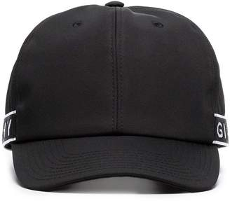 Givenchy black and white 4G logo baseball cap