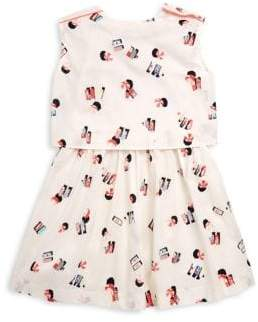 Catimini Little Girl's & Girl's Beach Blouseon Dress