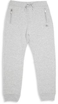 Burberry Little Boy's & Boy's Jogger Pants $110 thestylecure.com