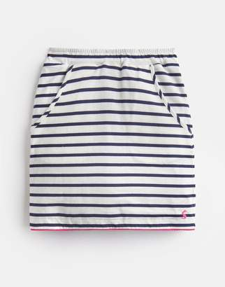 Joules Clothing Older echo Reversible Jersey Skirt