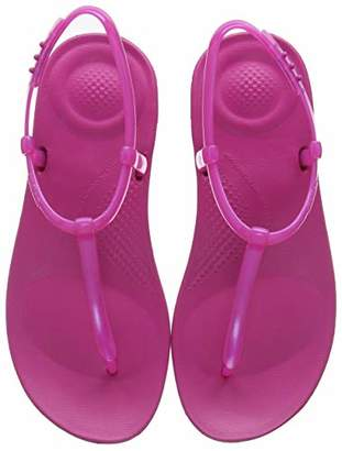 f9d081bf3 FitFlop Women s Iqushion Splash - Pearlised Flip Flops