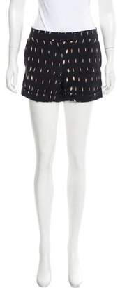 Derek Lam Mid-Rise Mini Shorts