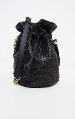 1442ba0ff7 PrettyLittleThing Black Bags For Women - ShopStyle UK