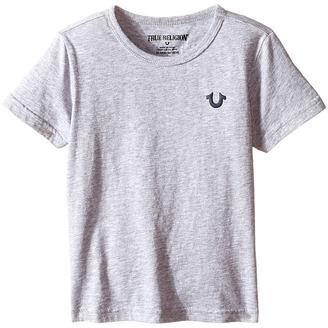 True Religion Kids Branded Logo T-Shirt (Infant) $30 thestylecure.com