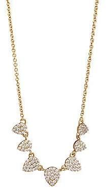 Jules Smith Designs Women's Pavé Gradient Necklace