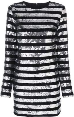 RtA Crystal mini dress