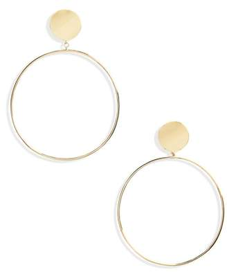 Bony Levy Front Hoop Earrings