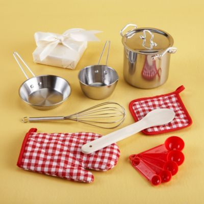 Eenie, Meenie, Miney, Mini Cooking Set