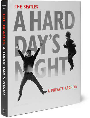 Phaidon The Beatles A Hard Day's Night: A Private Archive Hardcover Book