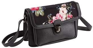Joe Browns Black Beautiful Boxy Bag