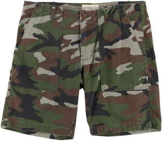 Ralph Lauren Mens Twill Utility Casual Walking Shorts Multi