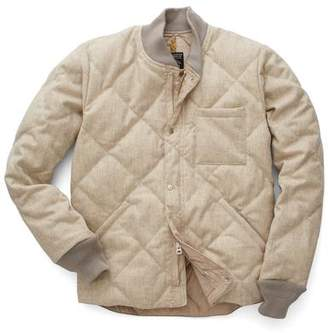 Rocky Mountain Featherbed Todd Snyder +  Down Jacket in Beige