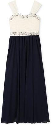 Speechless Sleeveless Maxi Dress, Girls (7-16) $94 thestylecure.com