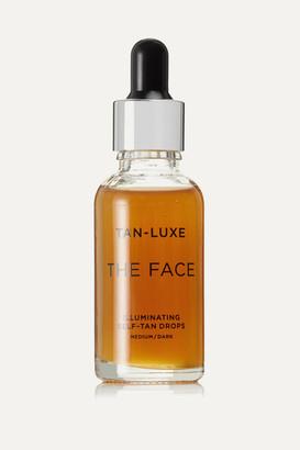 Tan-Luxe - The Face Illuminating Self-tan Drops - Medium/dark, 30ml