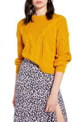 BP x Claudia Sulewski Cable Sweater
