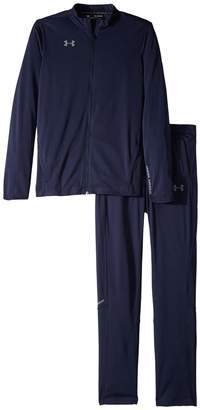 Under Armour Kids UA Challenger II Knit Warm Up Jacket Boy's Clothing