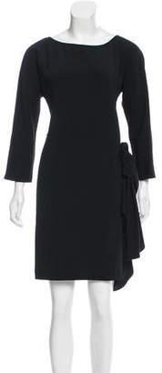 No.21 No. 21 Draped Mini Dress w/ Tags