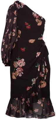 Keepsake The Label Evolve One Shoulder Midi Dress