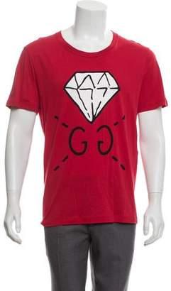 3a5dc135c Gucci GucciGhost GG Diamond T-Shirt