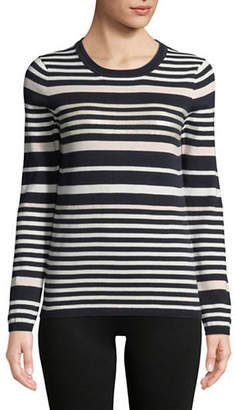 Tommy Hilfiger Striped Cotton Sweater