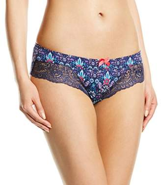 Evollove Women's Castaspell Brief,(Manufacturer Size:X-Small)