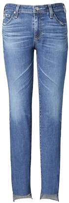 Banana Republic AG Jeans | Legging Ankle Jean with Step-Hem